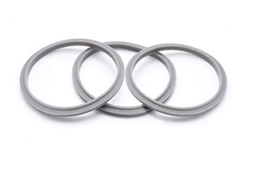 Nutribullet Replacement Gasket with Lip for Nutribullet Blender Part, 3 pack ()