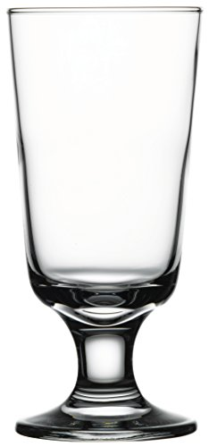 Capri Highball - Hospitality Glass Brands 44912-012 Capri 10 oz. Tavern Footed Highball (Pack of 12)