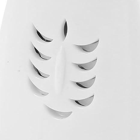 Amazon.com: eDealMax Sensor de movimiento de plástico Blanco de la Vivienda inalámbrica Triángulo saludo de bienvenida Timbre de la puerta: Electronics