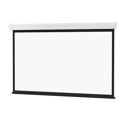 Model C Matte White Manual Projection Screen Viewing Area: 78