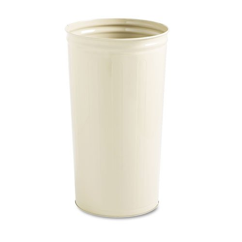 80 Quart Round Wastebasket - 3