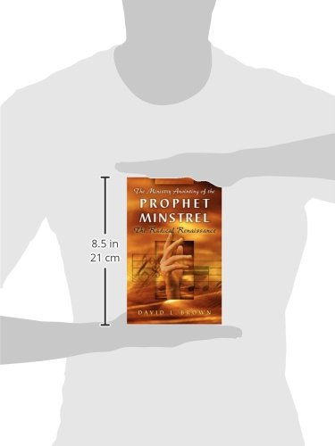 The ministry anointing of the prophet minstrel david l brown the ministry anointing of the prophet minstrel david l brown 9781591603757 amazon books fandeluxe Image collections