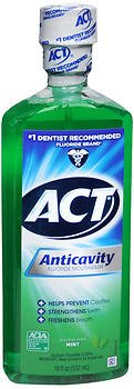 Anticavity Fluoride Mouth Rinse - 9