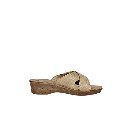 INBLU 26 66 E Sandal Women Platinum 0njSYvc