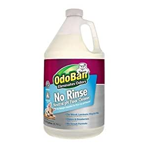 Amazon Com Odoban 128 Oz No Rinse Neutral Ph Floor