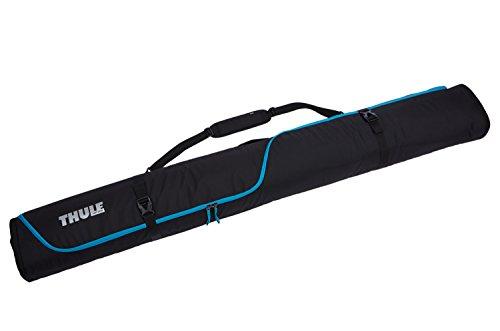 (Thule RoundTrip Ski Bag, Black, 192cm)