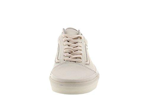 Calzado deportivo para mujer, color Beige , marca VANS, modelo Calzado Deportivo Para Mujer VANS OLD SKOOL Beige hard work beige