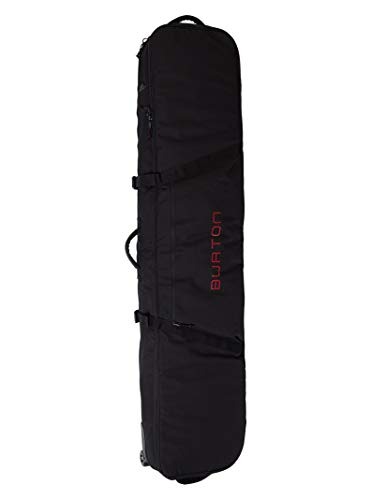 - Burton Wheelie Board Case Snowboard Bag, True Black W20, 146 cm
