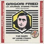 Le Journal D'Anne Frank (The Diary Of Anne Frank) (1992-05-03)