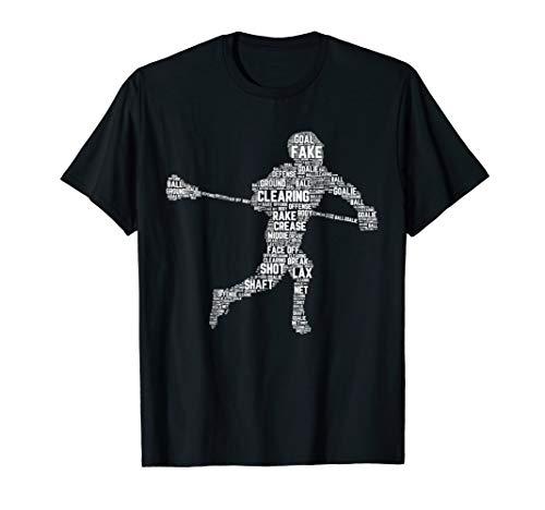 All Things Lacrosse T-Shirt Lacrosse Shirts ()