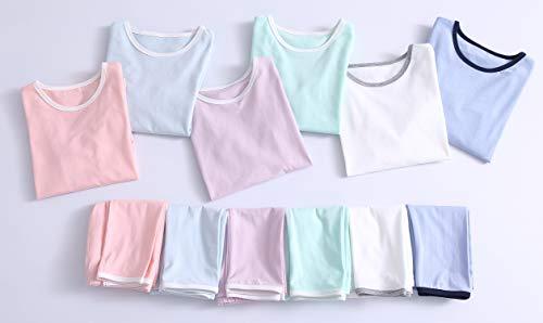 Conjunto de de algod Conjunto pijamas de 8Idqx