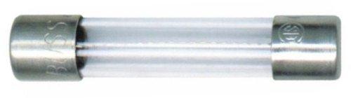 Bussmann AGC-15 AGC 15 Amp Fast-Acting Glass Tube Fuses 1/4