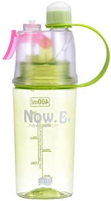 Chenchen ltd Sports Water Bottle, Water Bottle, Leakproof and Dustproof Cap, Outdoor Hiking Camping Travel