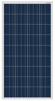 Synthesis Power SP100P 100W 12V Poly Solar Panel