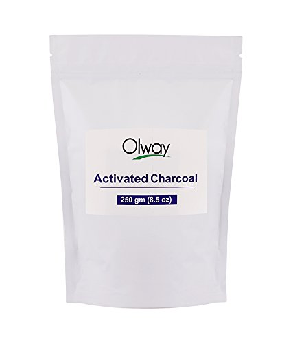 Activated Charcoal 250gm from Healthvit