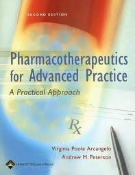 F.r.e.e Pharmacotherapeutics for Advanced Practice: A Practical Approach 2nd (second) edition E.P.U.B