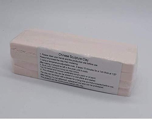 WANGYONGQI - Molde de Arcilla polimérica para Horno (500 g), Color ...