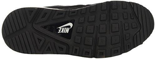 091 black Air Donna white Max Sportive Nike Command Scarpe Wmns black Nero CFzq55wSP