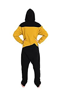 Star Trek The Next Generation Gold Operations Lounger