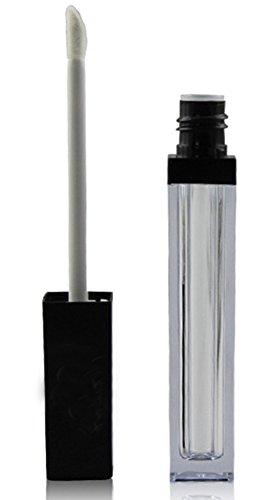 Gracefulvara 5ML Reusable Empty Tube Bottle for Lip Gloss Ba