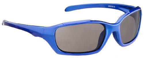 Dice Kinder Sonnenbrille, shiny alum royal blue, D03210-4