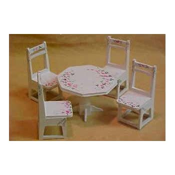 Town Square Miniature Dollhouse Furniture