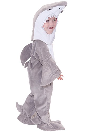 Boys Shark Costumes (Forum Novelties Toddler Shark Costume)