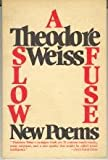 A Slow Fuse, Theodore Weiss, 0020710402