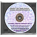 BMV Quantum Subliminal CD Improve Gymnastic Skills: Gymnast Mind Training Aid (Ultrasonic Sports Performance Enhancement Series)