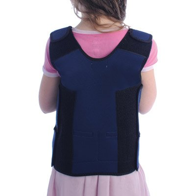 Fun and Function's Red Weighted Compression Vest
