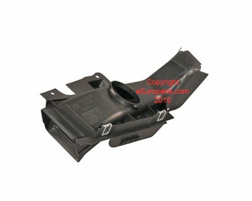 BMW e46 Brake cooling Air Duct LEFT bumper OEM bumper to fender liner 3-series ()