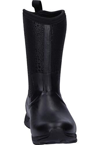 Boots Muck Bottes Pour Femme Noir 0A6BYqA