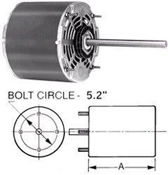 0.5 Hp Blower Motor - 5