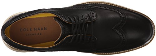 Sneakers Wingtip Grand Leather Cole Haan Original Black wIEWqtTq