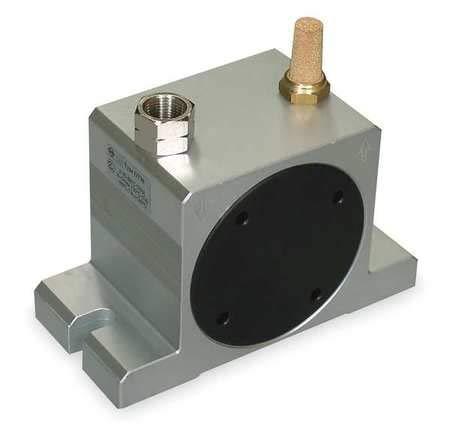 Pneumatic Turbine Vibrator, Force 1718 Lb
