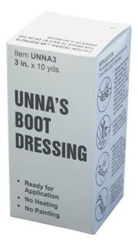 1014080 PT# UNNA-C3 Bandage Unna Boot Zinc Oxide/ Calamine 3''x10yd 12/Bx Made by Graham-Field/Everest &Jennings