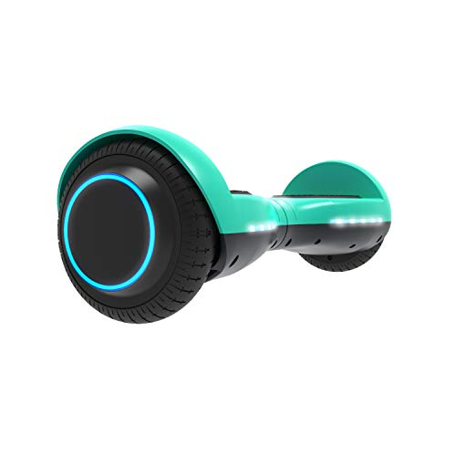 GOTRAX Hoverfly ION LED Hoverboard - 6.5' Hover Board w/Self Balancing Mode - UL2272 Certified