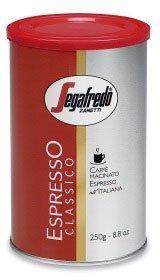 Segafredo Espresso Classico Ground Coffee 8.8oz Can