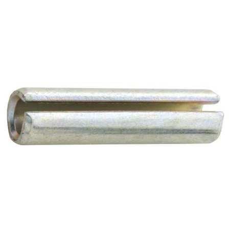 Spring Pin, Slot, 1/2x1 3/4 L, Pk25 by Driv-Lok