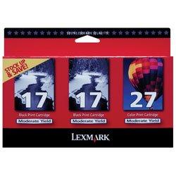 Lexmark 10N1094 17/17/27 - 17 Tri Ink Colour