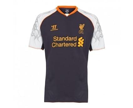 Warrior Kids Liverpool - Pelota del Liverpool F.C, de manga corta de fútbol infantil (