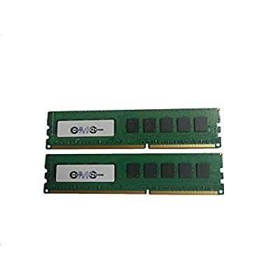 16Gb (2X8Gb) Ram Memory Compatible with Hp/Compaq Proliant Ml310E Gen8 (G8) EccU For Servers Only By CMS B87