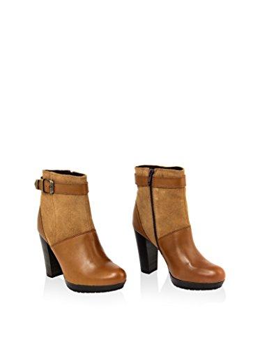 Gusto - 6852_NAPSTER_TANTRA_CROSTA_CUOIO - Schuhe Stiefel Braun