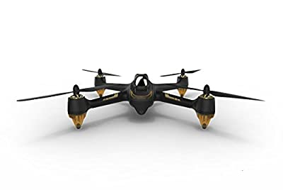 Hubsan Professional Version H501S X4 Pro 5.8G FPV Brushless With 1080P HD Camera GPS RTF by Hubsan