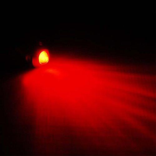 Dorman 84926 Red 9//16 LED Indicator Light