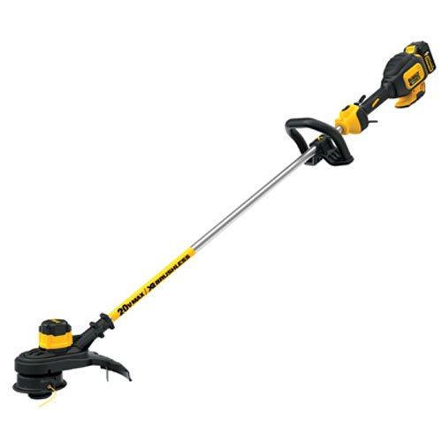 DEWALT DCST920P1 20V MAX Lithium-Ion XR Brushless 13' String Trimmer (5.0AH)