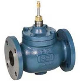 3 in 2-way Flanged Globe valve by Honeywell