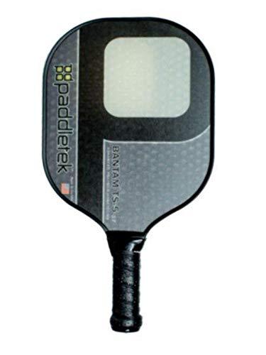 Paddletek Bantam TS-5 Pickleball Paddle (Grey)