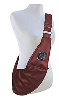 Deal Especial Black Waistband Bag with AUX /& USB Port Extensions