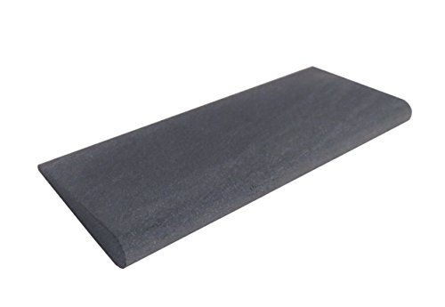 (Genuine Arkansas Black Surgical (Ultra Fine) Slip Stone Whetstone for Sharpening Carving Tools 4